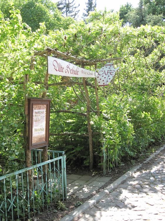 Alte Schule Baumgarten